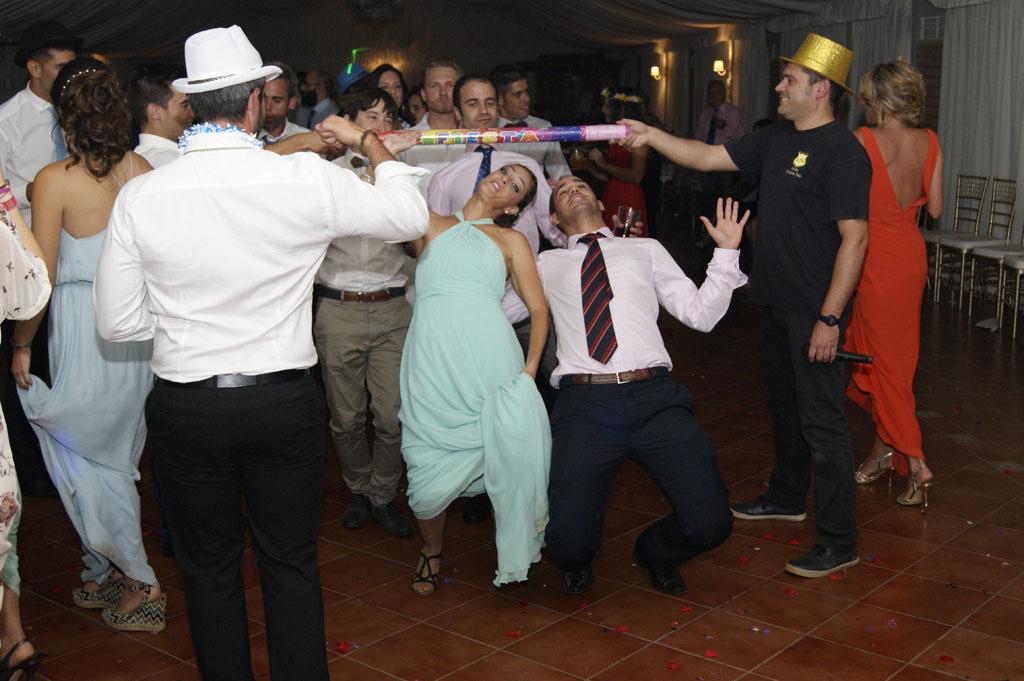 dj animador para bodas en sevilla